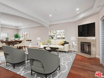 Sherman Oaks Single Family Home For Sale: 14249 Dickens Street #103