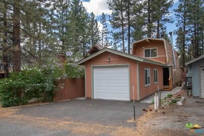 Big Bear Single Family Home For Sale: 337 W Sherwood