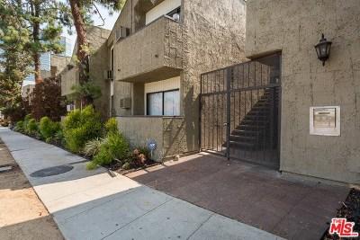 Sherman Oaks Condo/Townhouse For Sale: 4506 Saugus Avenue #12
