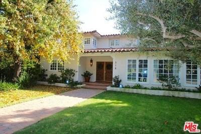 Santa Monica Single Family Home For Sale: 318 Georgina Avenue