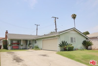 Compton Single Family Home For Sale: 2105 N Parmelee Avenue