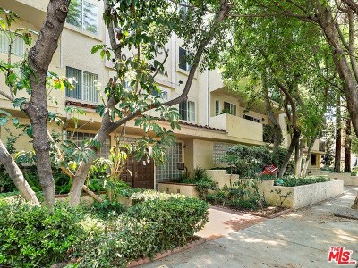 Studio City Condo/Townhouse For Sale: 11044 Acama Street #210