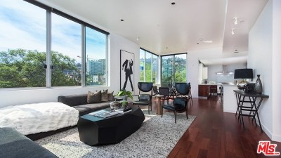 West Hollywood Condo/Townhouse For Sale: 1200 N Sweetzer Avenue #7