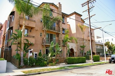 Toluca Lake Condo/Townhouse For Sale: 10862 Bloomfield Street #101
