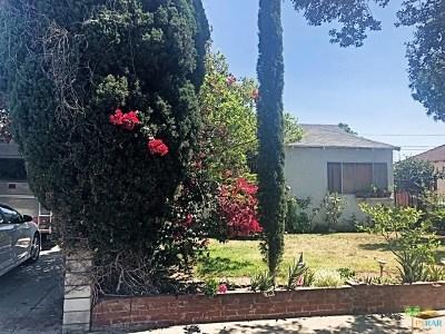 Gardena Single Family Home For Sale: 3140 W 154th Street