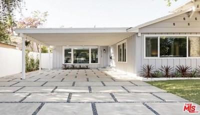 Sherman Oaks Single Family Home For Sale: 13113 Weddington Street