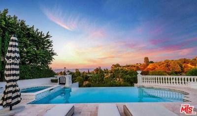 Encino Single Family Home For Sale: 16461 Dorado Drive