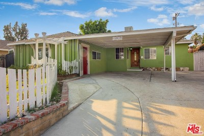 North Hollywood Single Family Home For Sale: 12659 Arminta Street