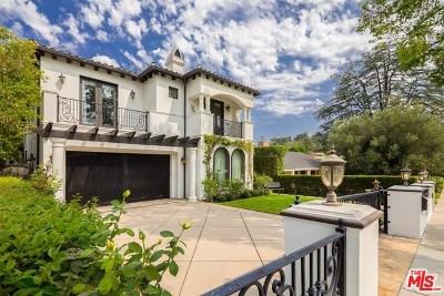 Sherman Oaks Single Family Home For Sale: 4218 Murietta Avenue