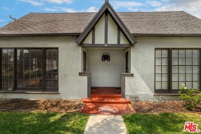 Glendale Single Family Home For Sale: 835 Coronado Drive