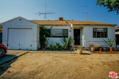 Reseda Single Family Home For Sale: 18704 Covello Street