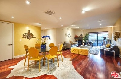 West Hollywood Condo/Townhouse For Sale: 8788 Shoreham Drive #23