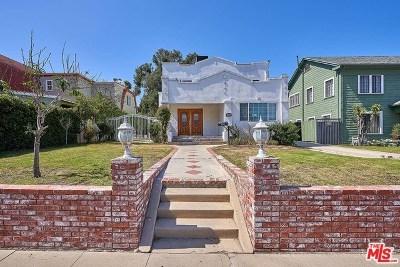 Los Angeles Single Family Home For Sale: 4085 Leeward Avenue