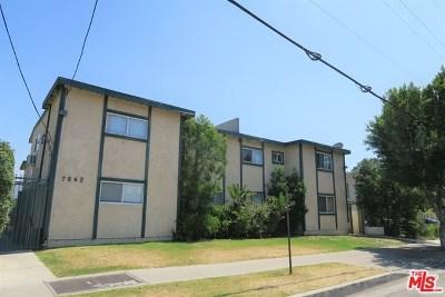 Sun Valley Multi Family Home For Sale: 7642 Vineland Avenue