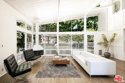 Santa Monica Single Family Home For Sale: 348 Sycamore Road