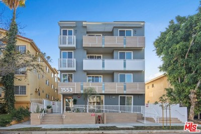 Los Angeles Condo/Townhouse For Sale: 1533 Armacost #202