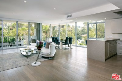 West Hollywood Condo/Townhouse For Sale: 9255 Doheny Road #805