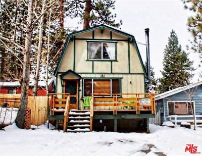 Blue Jay, Cedarpines Park, Crestline, Lake Arrowhead, Running Springs Area, Twin Peaks, Big Bear, Arrowbear, Cedar Glen, Rimforest Single Family Home For Sale: 598 Lakewood Lane