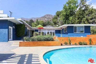 La Crescenta Single Family Home For Sale: 3104 Markridge Road