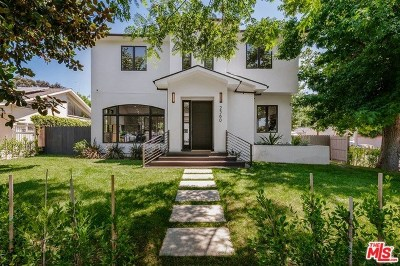 Los Angeles Single Family Home For Sale: 2560 Colby Avenue