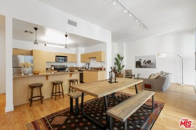 Los Angeles Condo/Townhouse For Sale: 630 W 6th Street #505