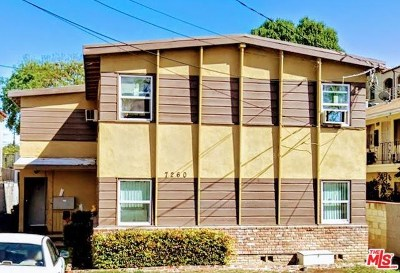 Reseda Multi Family Home For Sale: 7260 Canby Avenue