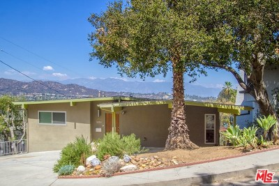 Eagle Rock Single Family Home For Sale: 1623 Silverwood Drive