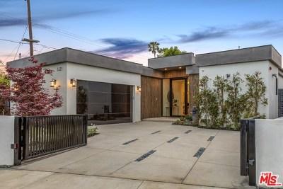 Sherman Oaks Single Family Home For Sale: 5223 Sunnyslope Avenue