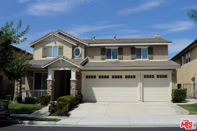 Newhall Single Family Home For Sale: 19721 Alyssa Drive