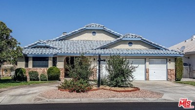 Helendale Single Family Home For Sale: 26934 Silver Lakes