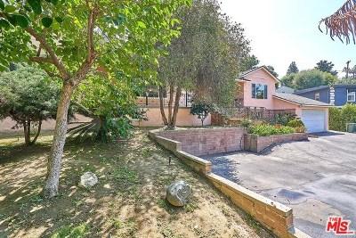 Burbank Single Family Home For Sale: 1040 Sherlock Drive