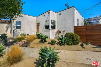 Los Angeles Single Family Home For Sale: 1816 S Genesee Avenue