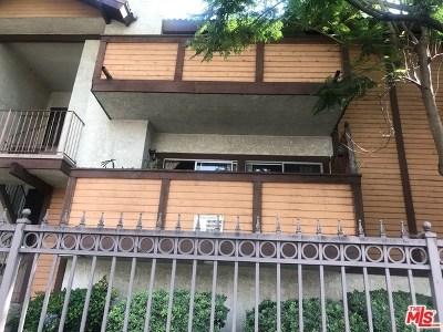 Sherman Oaks Condo/Townhouse For Sale: 14348 Burbank #3