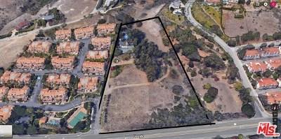 Malibu Single Family Home For Sale: 28517 Pacific Coast Highway