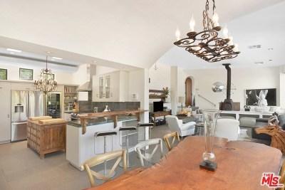 Topanga Single Family Home For Sale: 19844 Horseshoe Drive