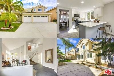 Oceanside Single Family Home For Sale: 786 Mosaic Circle