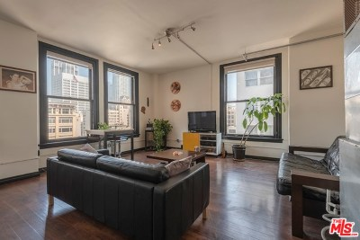 Los Angeles Condo/Townhouse For Sale: 215 W 7th Street #1101