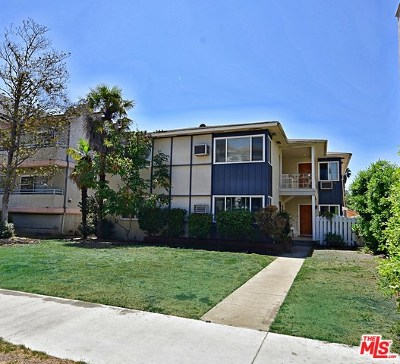 Studio City Multi Family Home For Sale: 12610 Moorpark Street