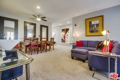West Hollywood Condo/Townhouse For Sale: 851 N San Vicente #206