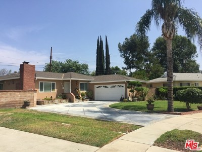West Covina Single Family Home For Sale: 1927 W Durness Street