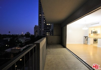 Los Angeles Condo/Townhouse For Sale: 10450 Wilshire #6H