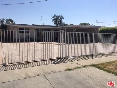 Pacoima Single Family Home For Sale: 11074 De Foe Avenue