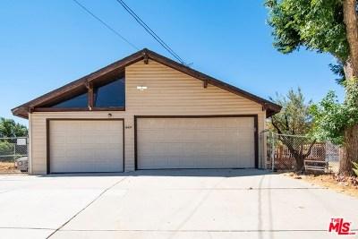 Lake Hughes Single Family Home For Sale: 14414 Ashtree Drive