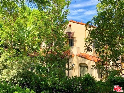 Irvine Condo/Townhouse For Sale: 30 Reunion