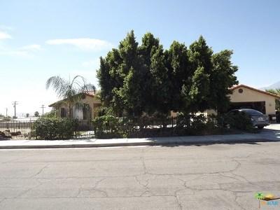 Desert Hot Springs Single Family Home For Sale: 66595 5th Street