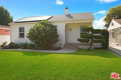 Pasadena Single Family Home For Sale: 1661 Casitas Avenue