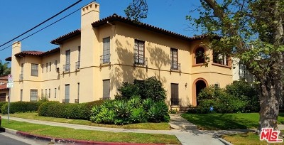 Rental For Rent: 105 N Mansfield Avenue