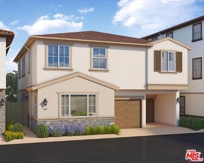 Gardena Single Family Home For Sale: 16810 Grace Lane