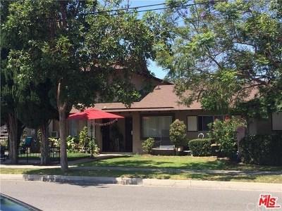 Santa Ana Multi Family Home For Sale: 2602 W Aurora Street