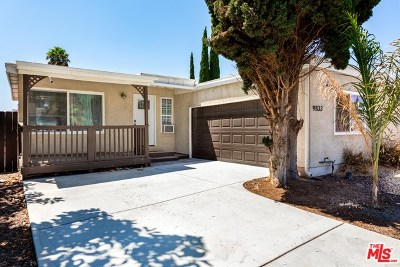 Spring Valley Single Family Home For Sale: 9833 Saint George Street